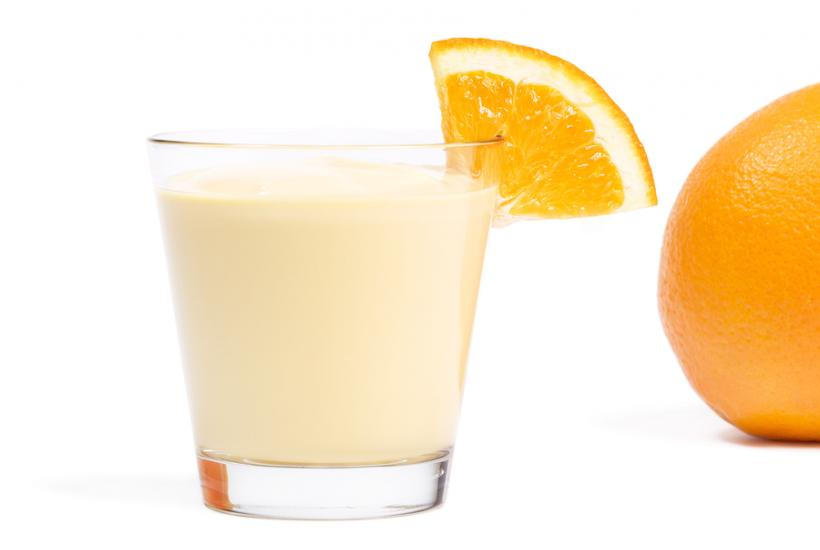 Chill Down with This Healthy Orange Frosty Recipe