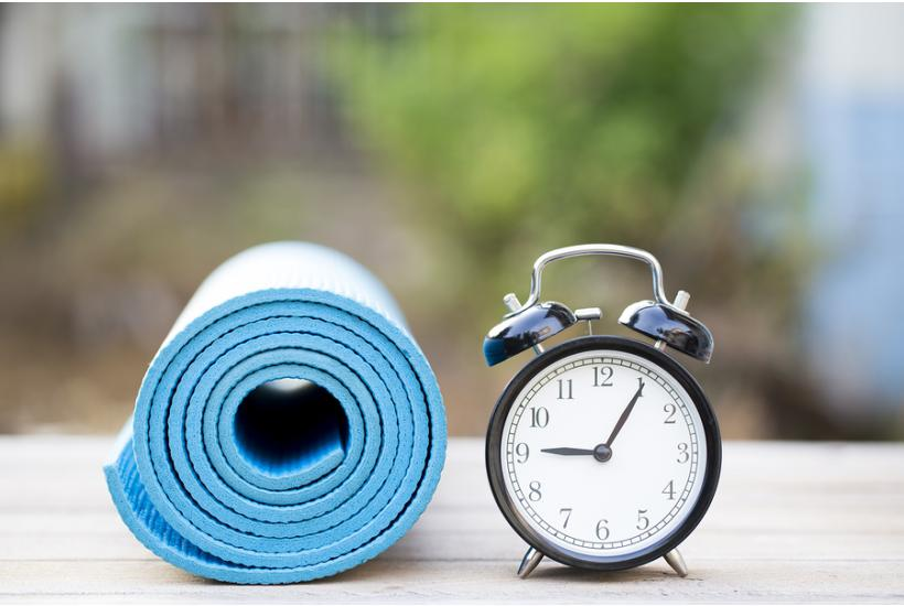 Spring Into Exercise After Daylight Savings Begins, But Use Caution
