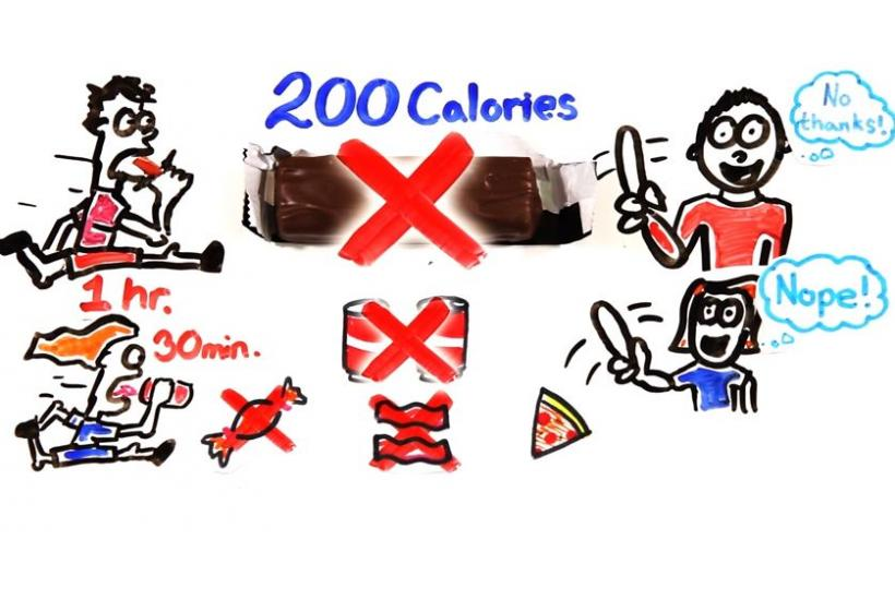 Video: Diet is More Important Than Exercise for Weight Loss (Explained)