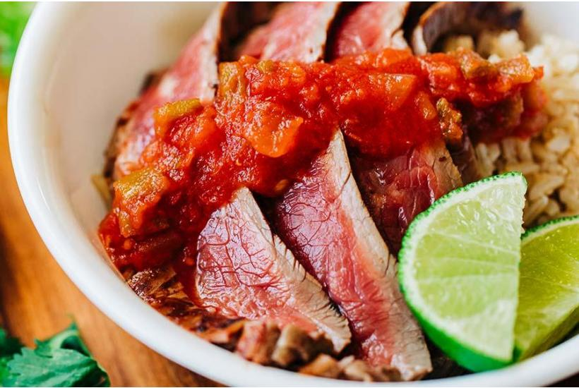Recipe: Marinated Flank Steak
