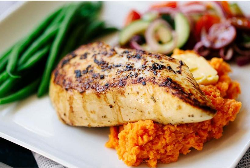 Recipe: Seared Oven-Roasted Chicken Breast