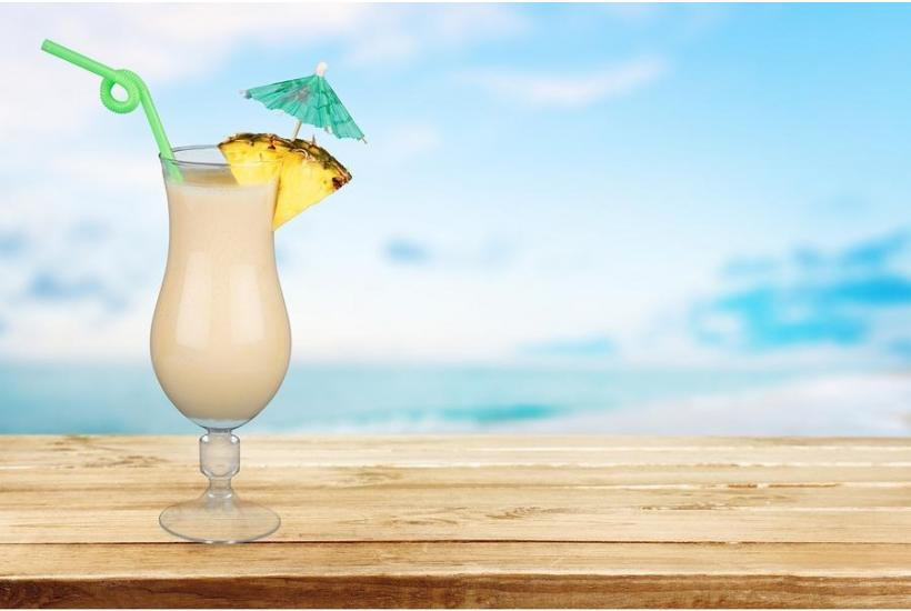 Tropical Breeze Protein Boost Recipe