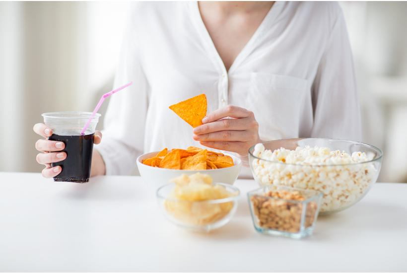 Satisfying, Crunchy Snacking After Bariatric Surgery