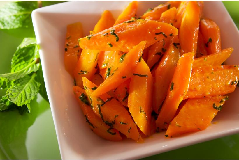 Bariatric-Friendly Recipe: Zesty Glazed Carrots