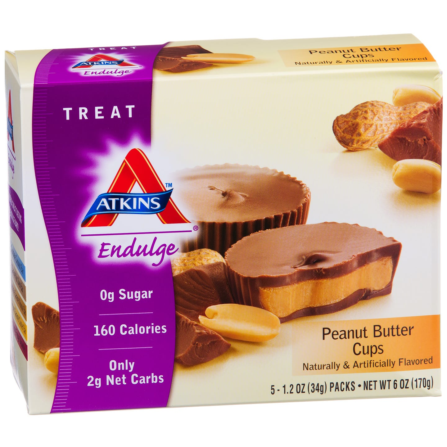 Atkins Endulge Bar - Peanut Butter Cup