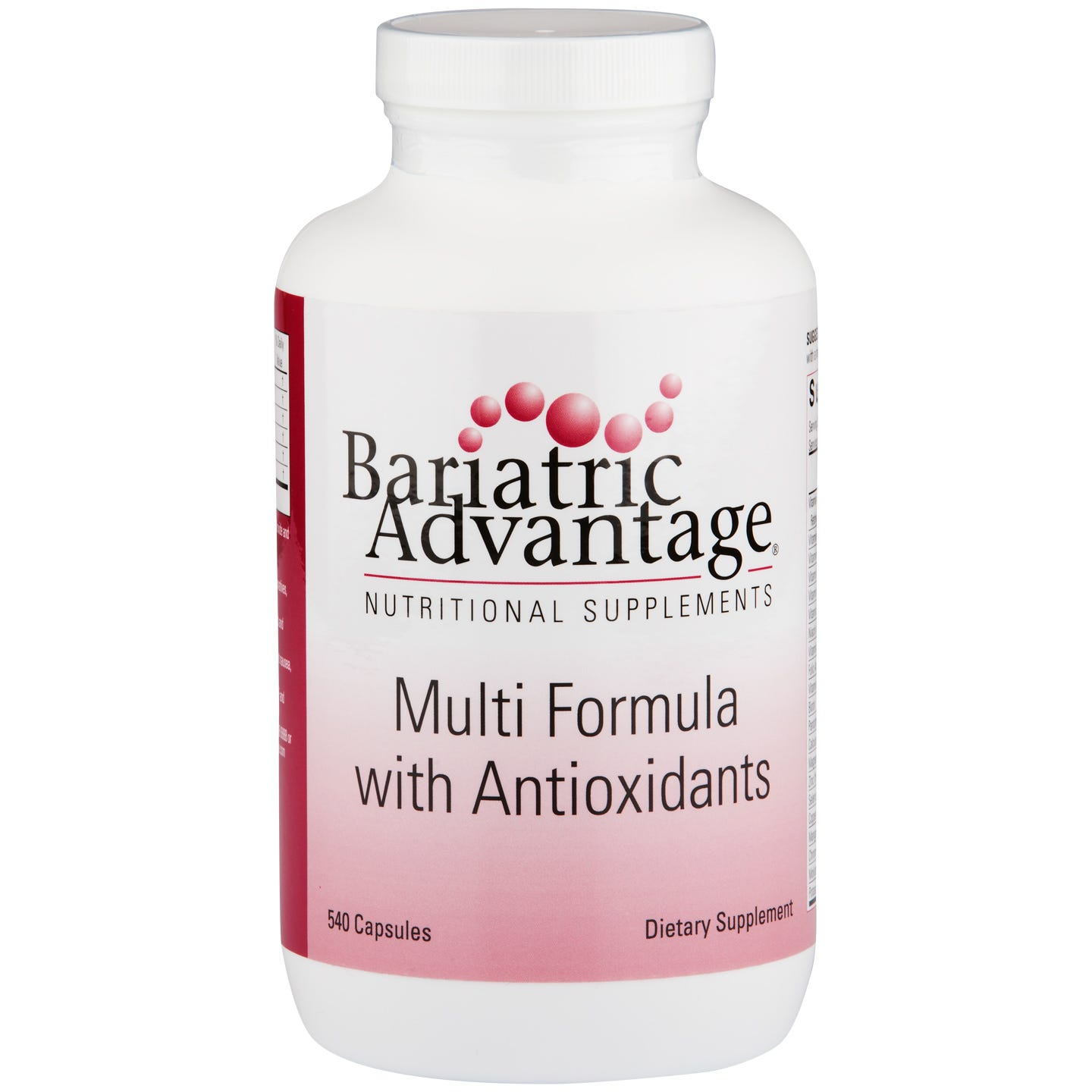 Multi-Formula (540 ct) - Bariatric Advantage - Rapid Diet Weight Loss Products Shop