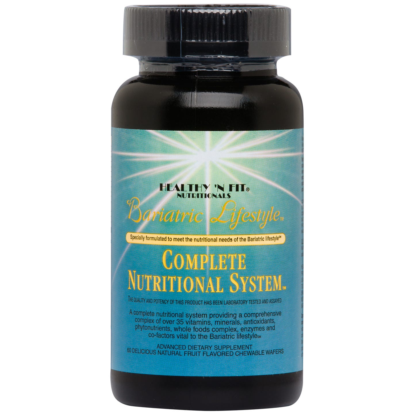 Bariatric Lifestyle Complete Nutritional System, (60ct)