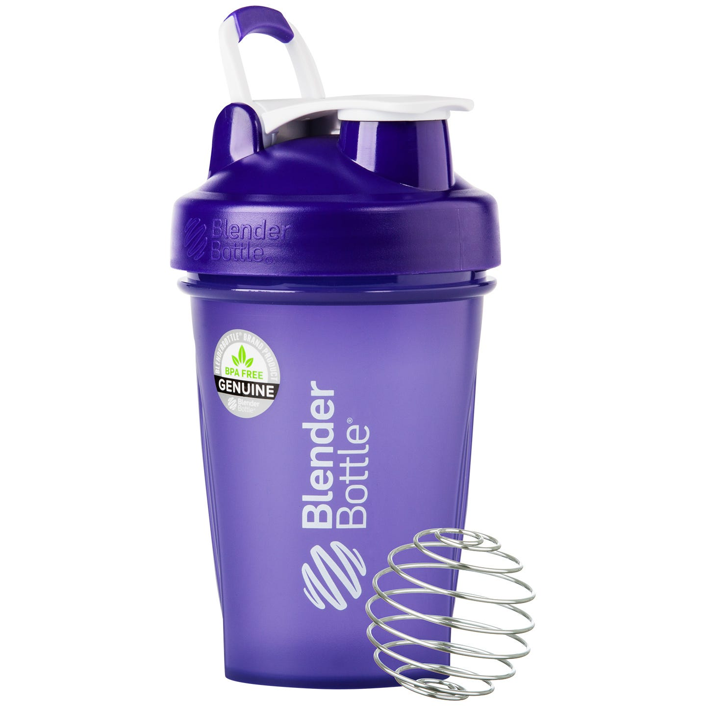 Classic™ Full Color with Loop Purple 20 oz, BlenderBottle® - Rapid Diet Weight Loss Products Shop