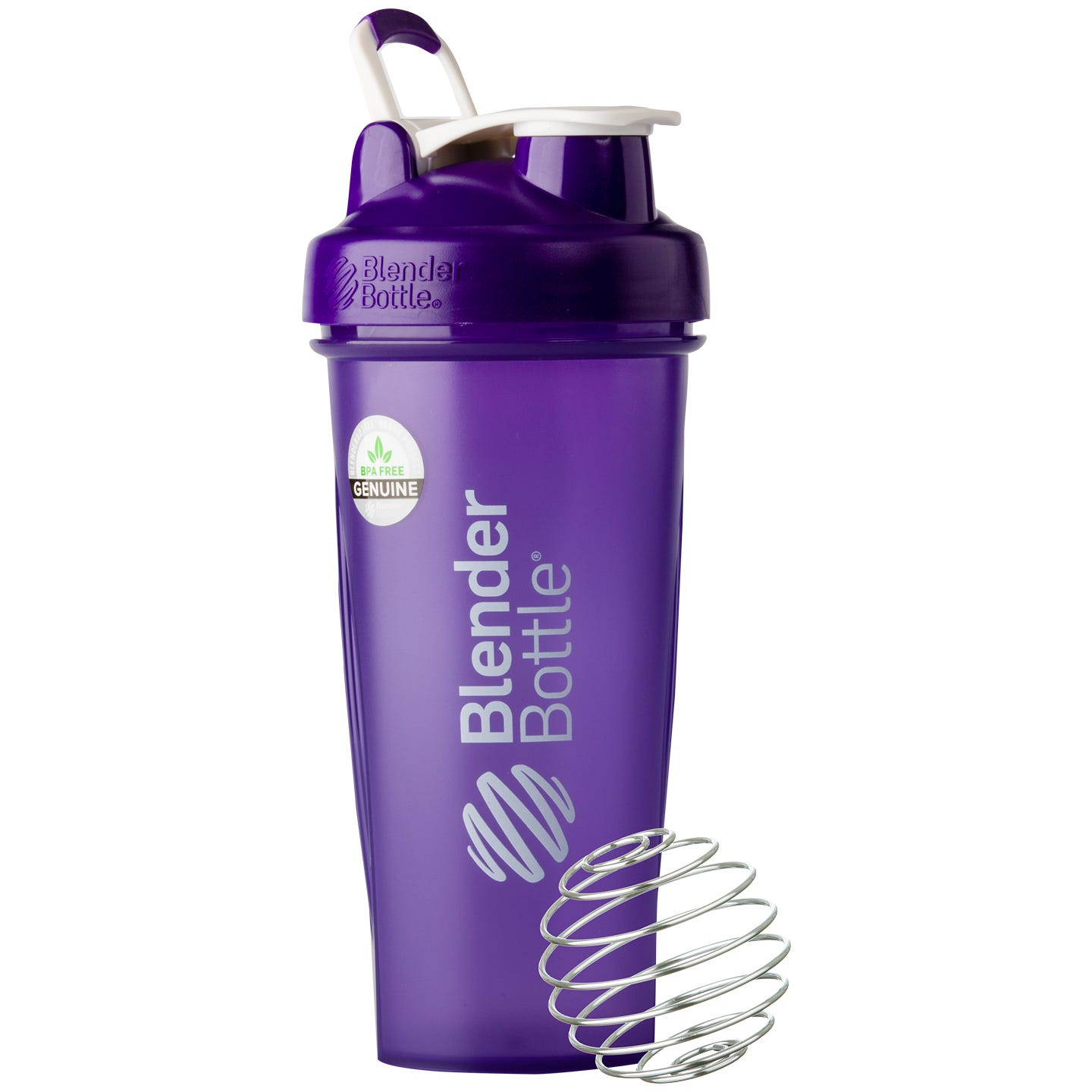 Classic™ Full Color with Loop Purple 28 oz, BlenderBottle® - Rapid Diet Weight Loss Products Shop