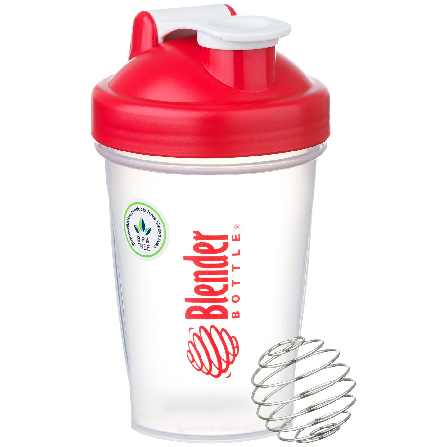 Blender Bottle, 20 oz. - Red