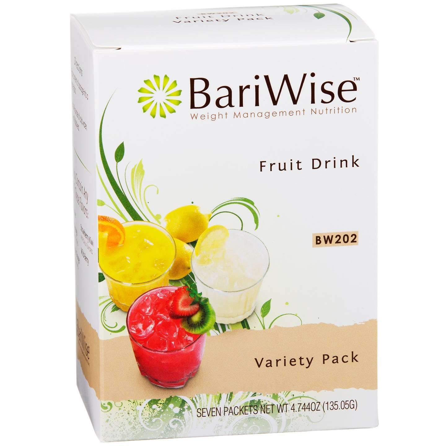 BariWise Protein Diet Fruit Drinks - Variety Pack