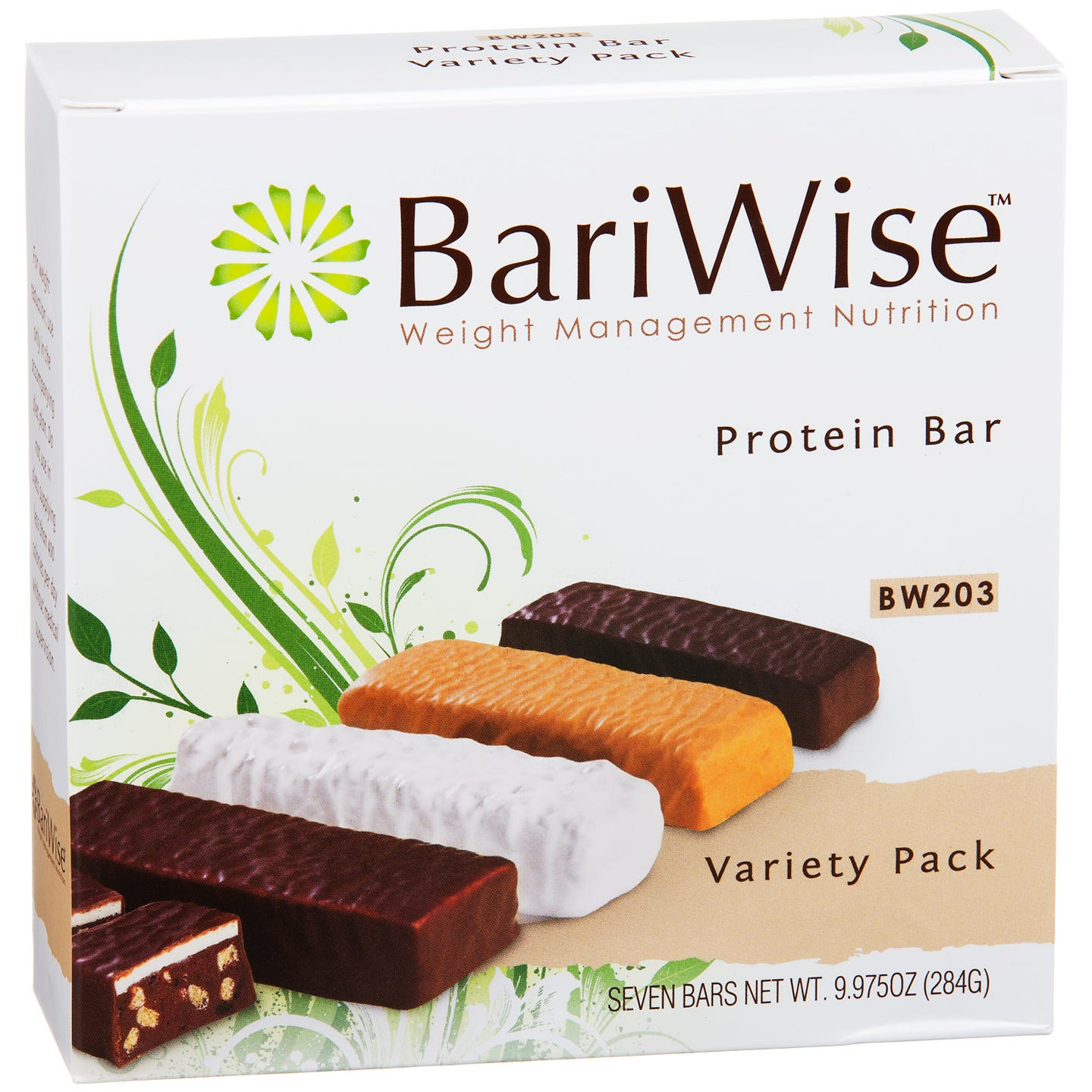 Protein Diet Bar Variety Pack (7 ct) - BariWise - Rapid Diet Weight Loss Products Shop