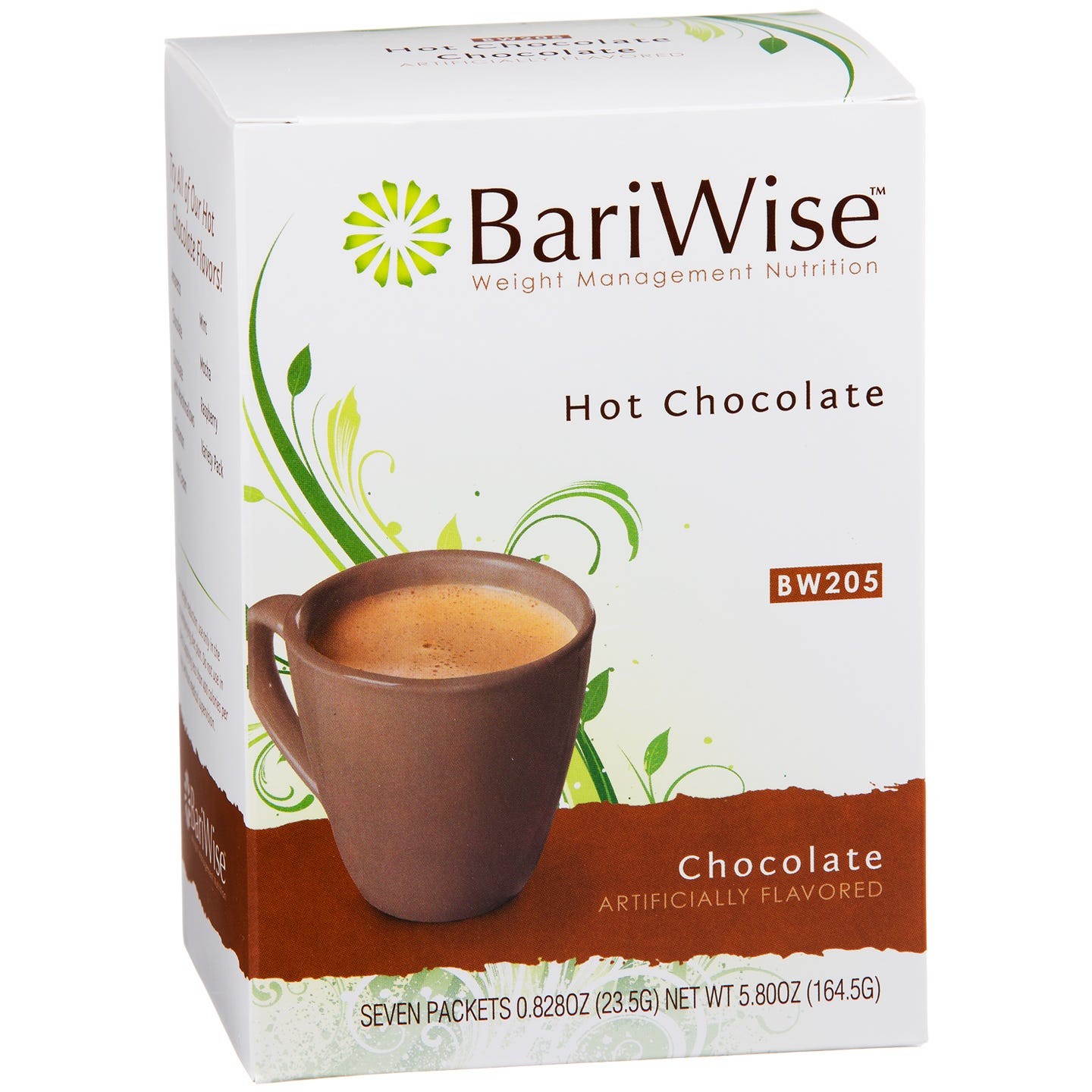 BariWise Protein Diet Hot Chocolate - Chocolate