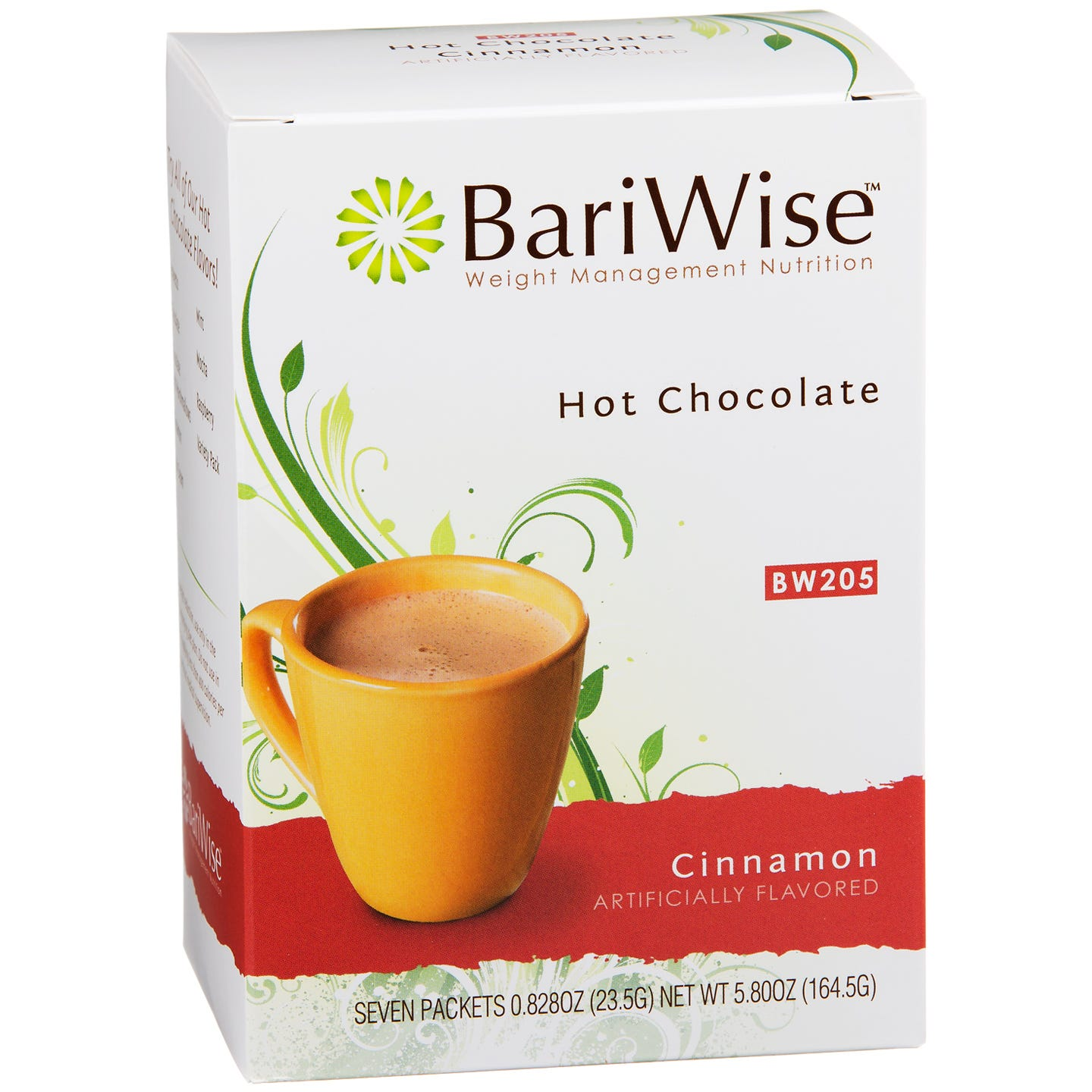 BariWise Protein Diet Hot Chocolate - Cinnamon
