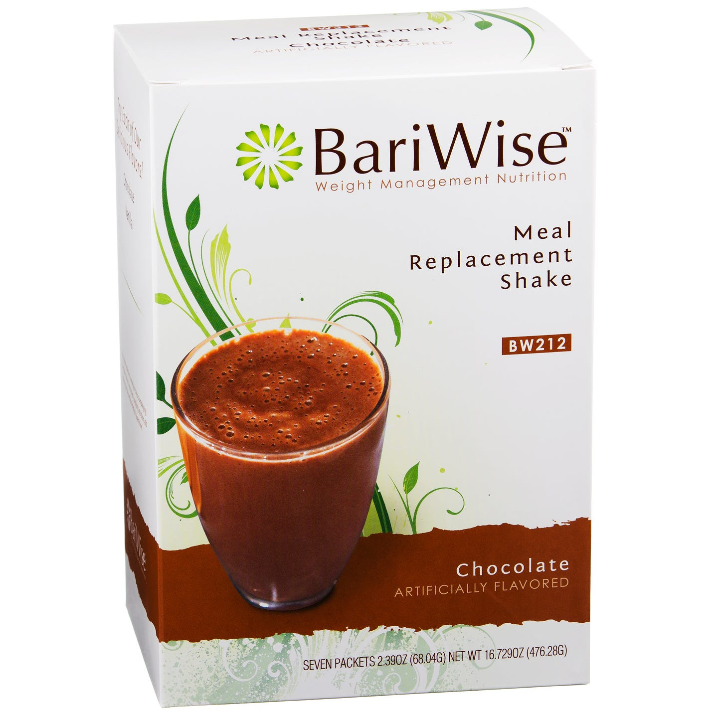 BariWise Meal Replacement Protein Shakes - Chocolate