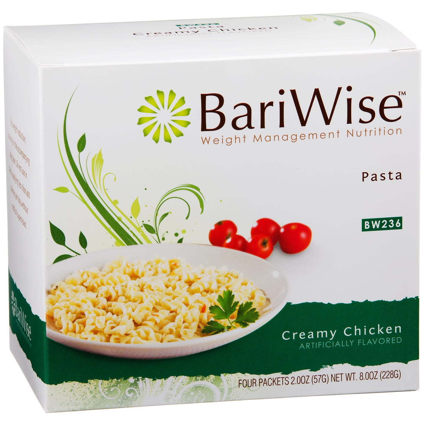 Creamy Chicken Pasta (4 ct) - BariWise - Rapid Diet Weight Loss Products Shop