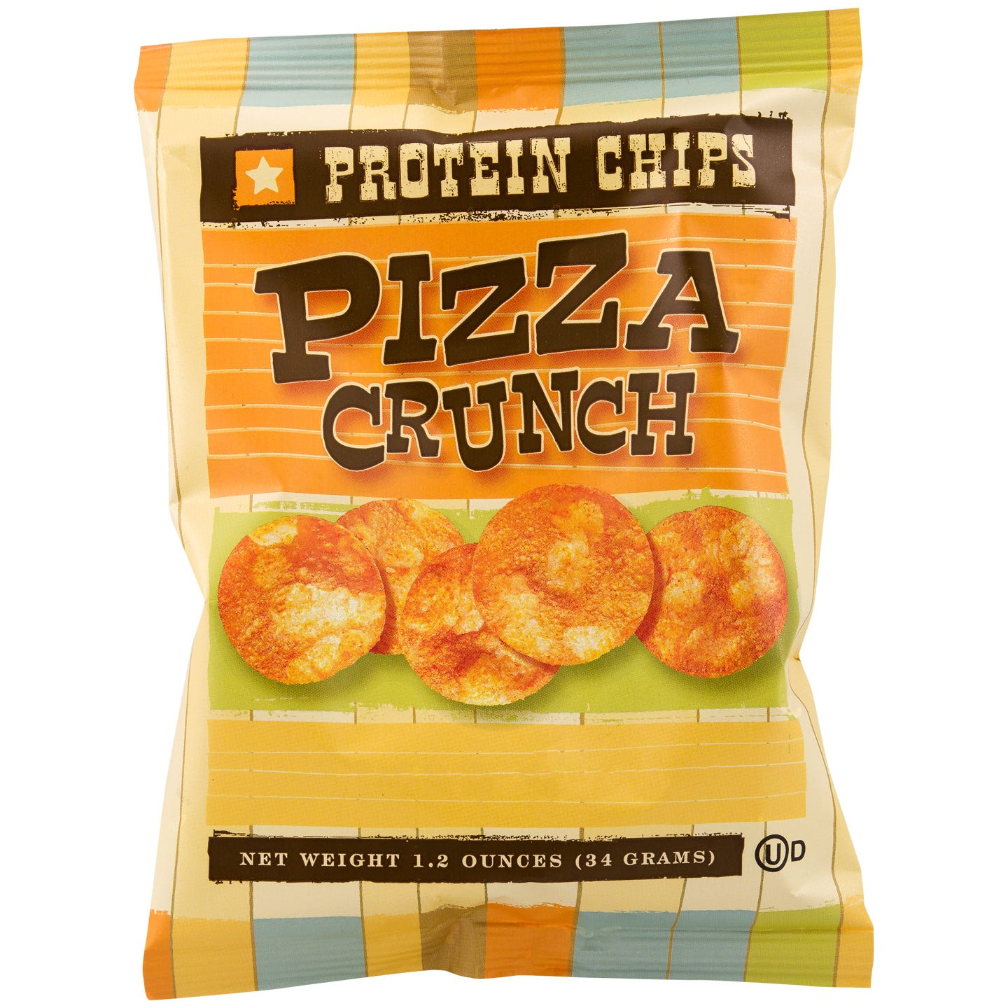 BariWise Protein Potato Chips - Pizza