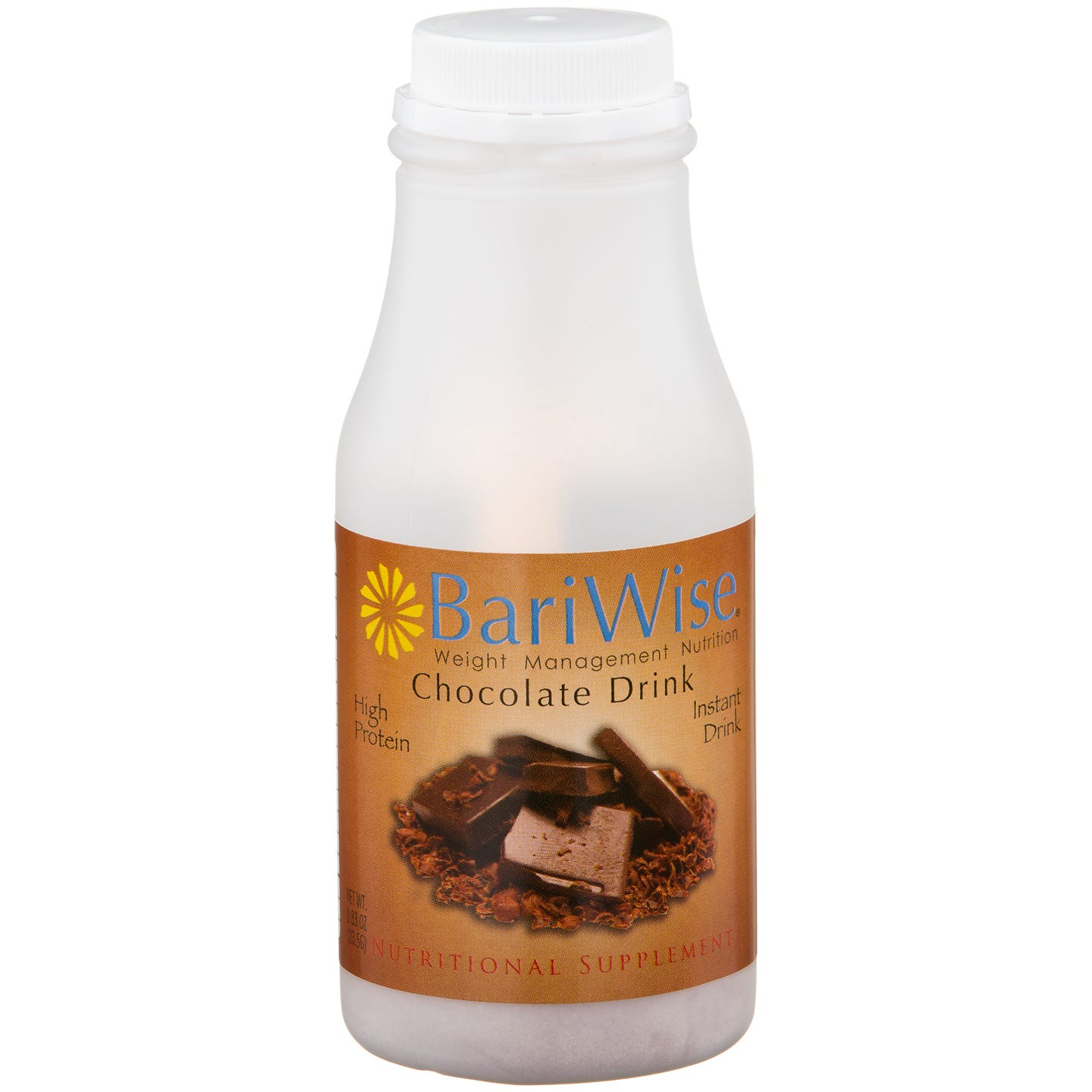 BariWise Instant Protein Drink - Chocolate