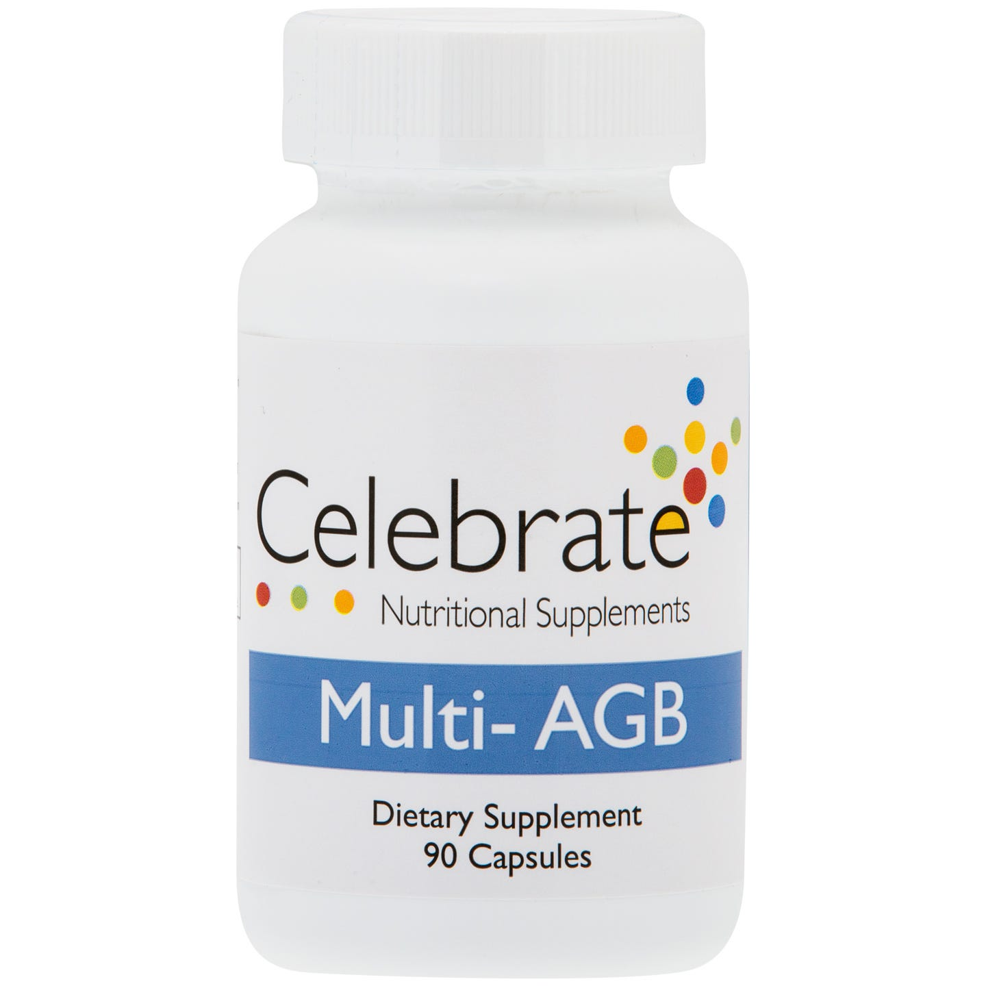 Multi-AGB (90 ct) - Celebrate - Rapid Diet Weight Loss Products Shop