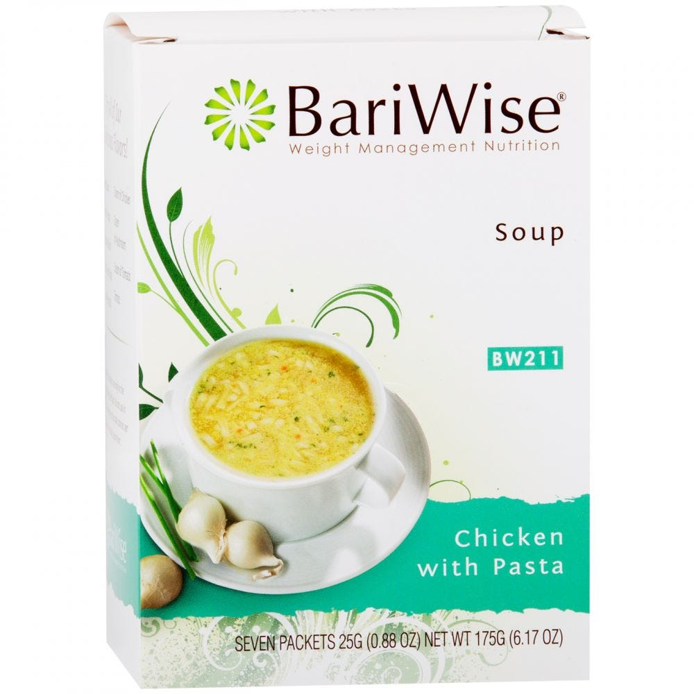 BariWise Soup Chicken with Pasta (7ct)