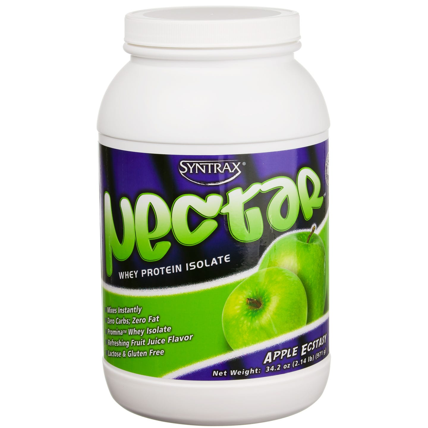 Protein Apple Ecstasy 2 lbs, Syntrax Nectar - Rapid Diet Weight Loss Products Shop
