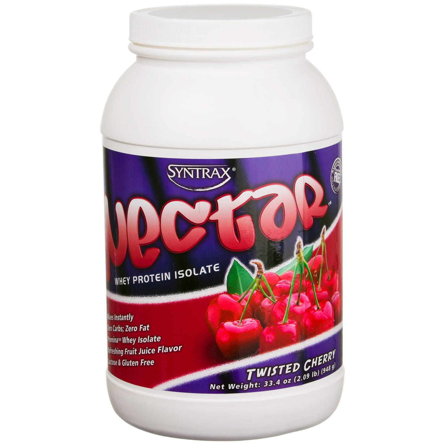 Syntrax Nectar Protein - Twisted Cherry