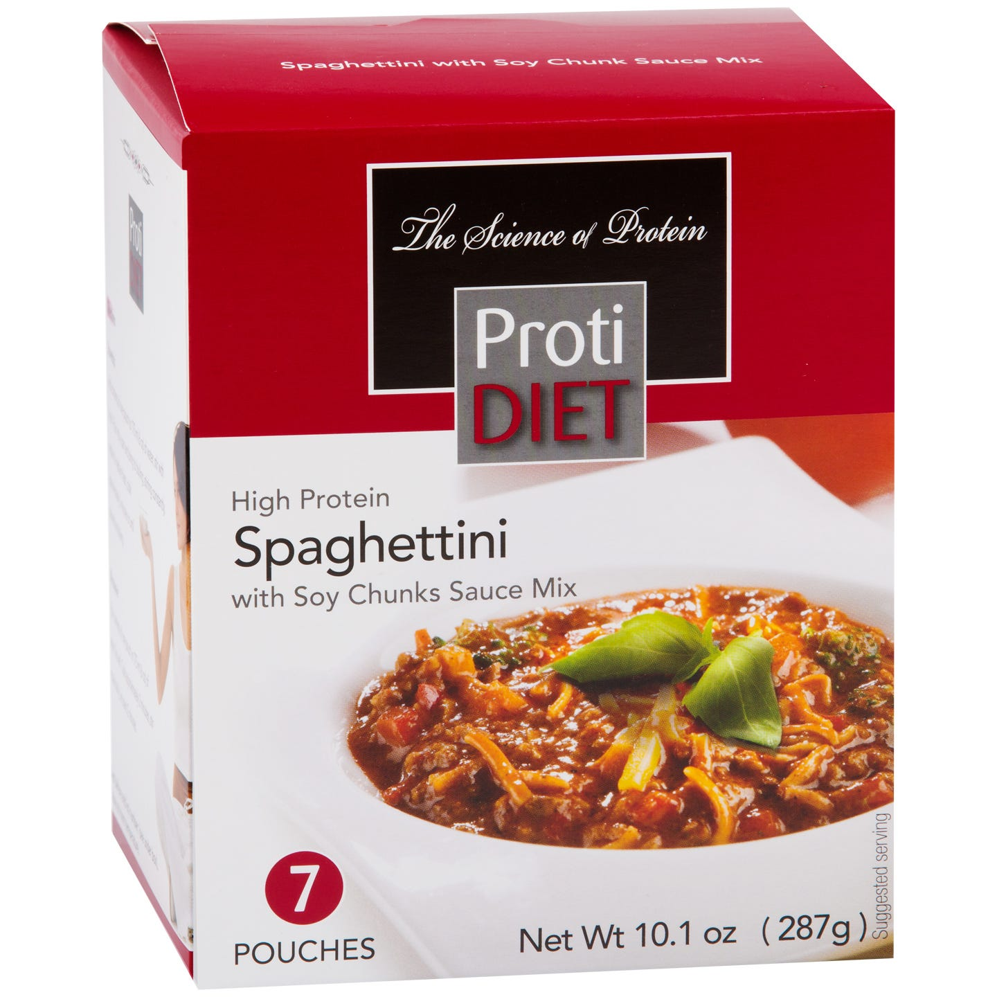 High Protein Spaghettini (7 ct) - ProtiDiet - Rapid Diet Weight Loss Products Shop