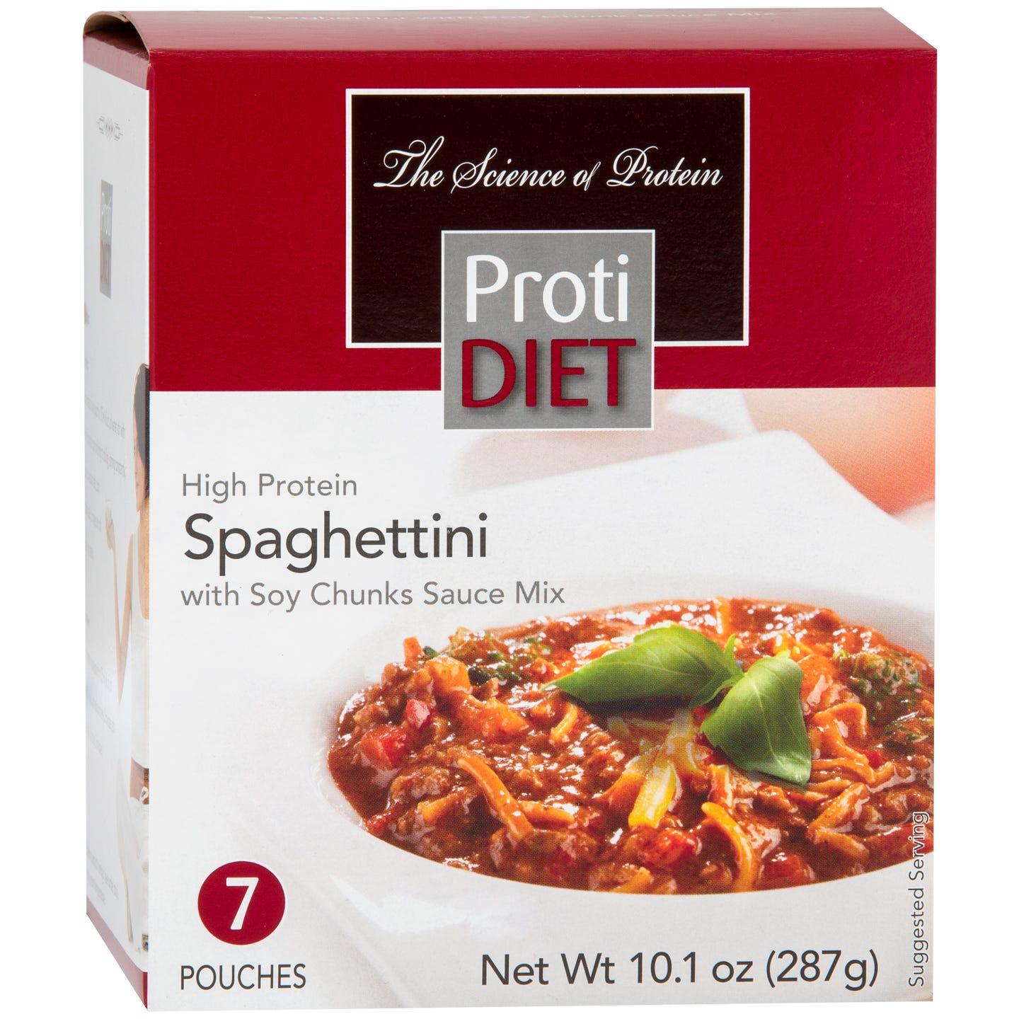 High Protein Spaghettini (7 Ct) - ProtiDiet