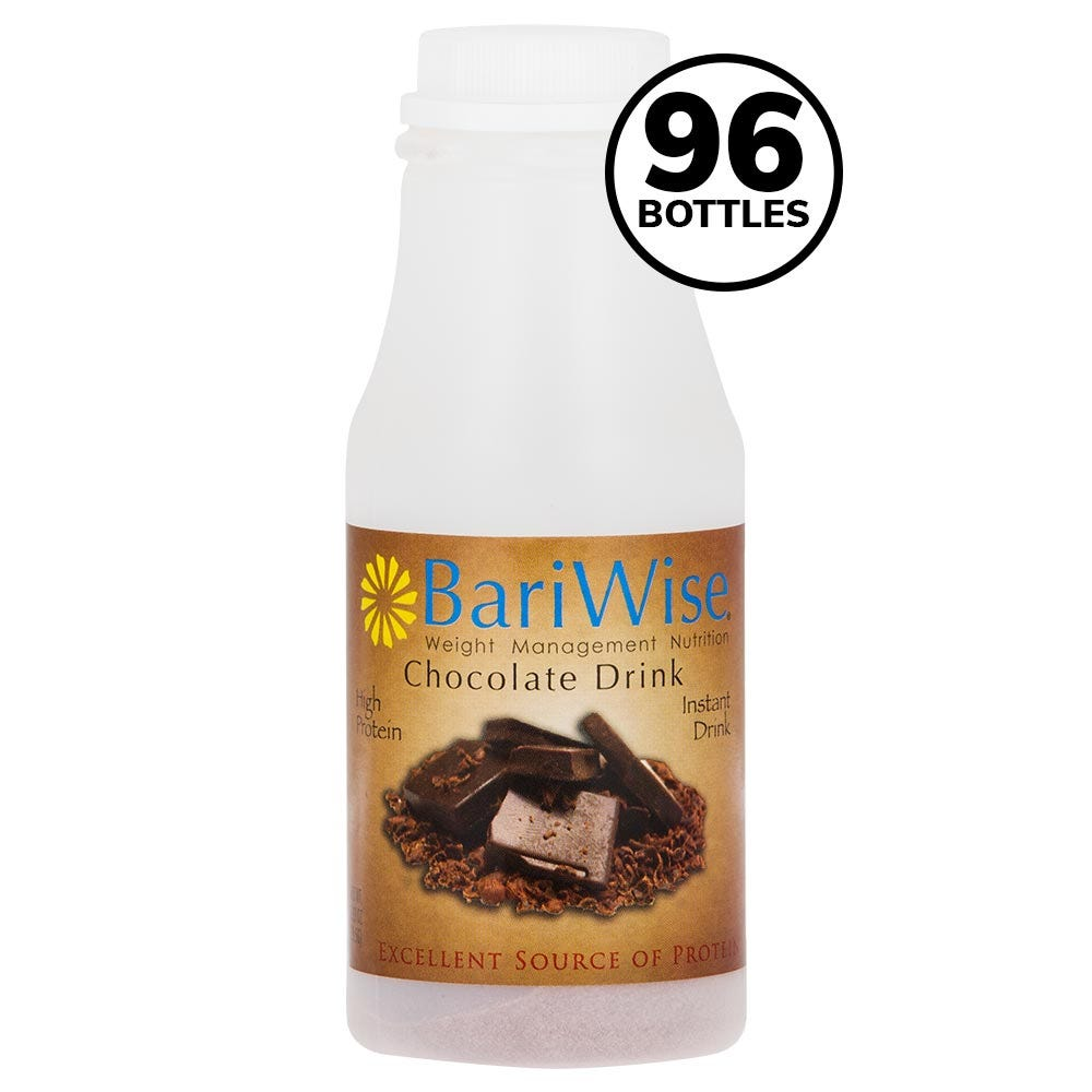 BariWise On-the-Go Drink Case, Chocolate (96ct) (Save 15%)
