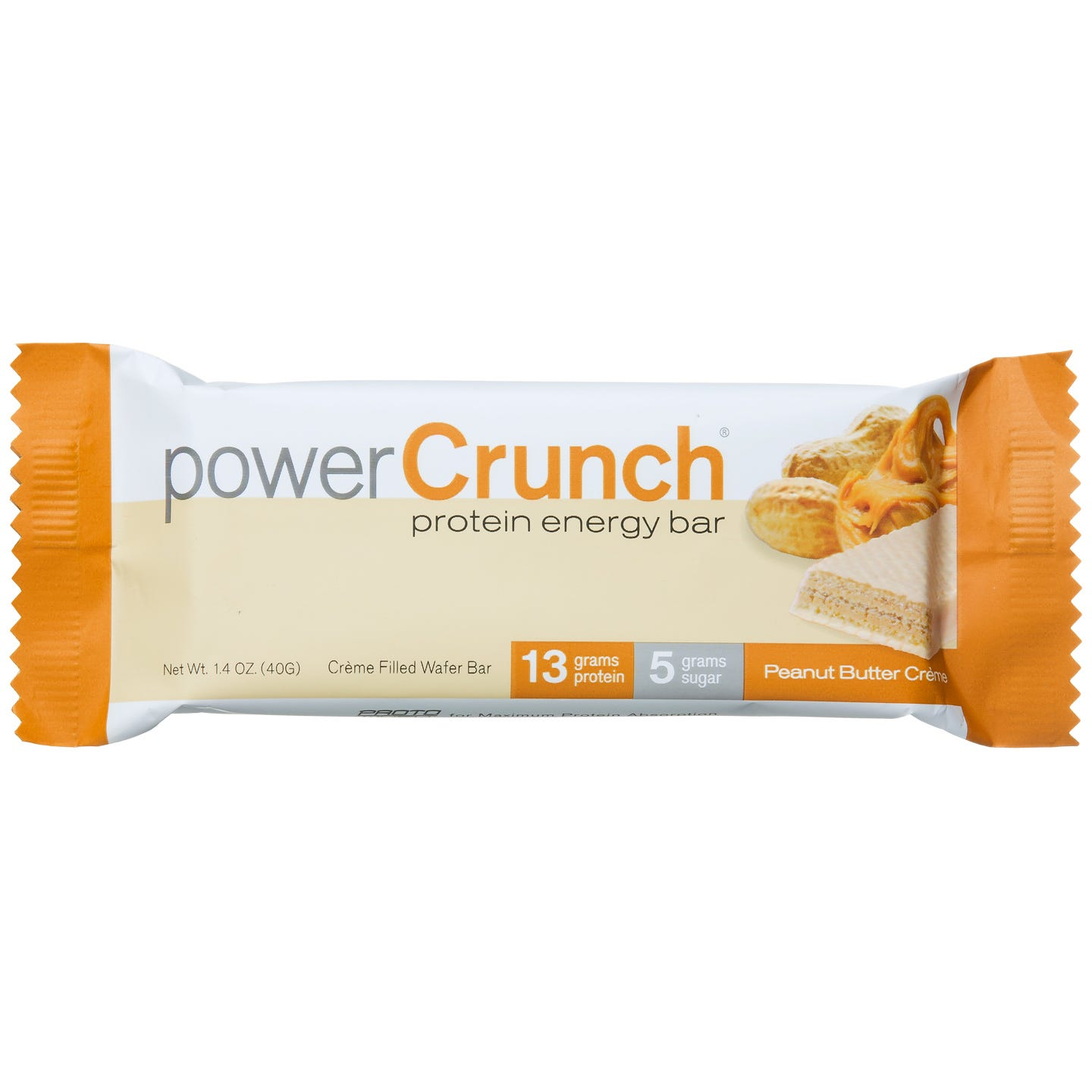 Power Crunch Protein Bars - Peanut Butter Creme