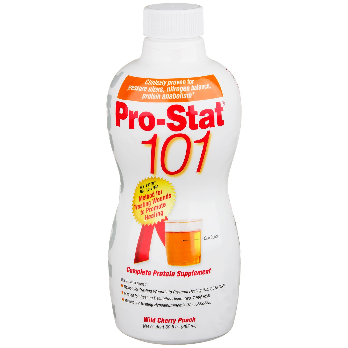 Pro-Stat 101 Liquid Protein (30 oz. Bottle)