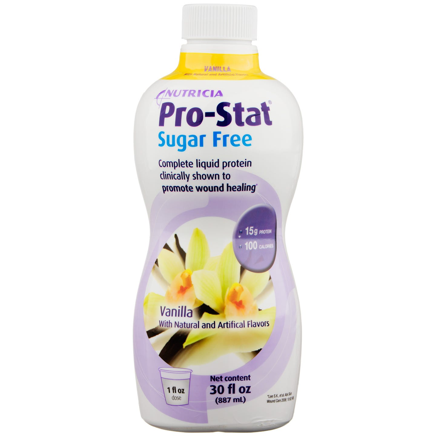 Pro-Stat Sugar Free Liquid Protein Vanilla Flavor 30 fl oz - Rapid Diet Weight Loss Products Shop