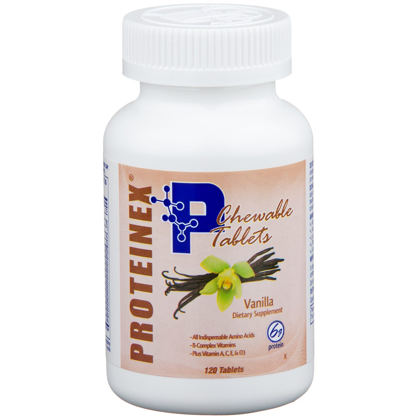 Proteinex Chewable Protein Tablets