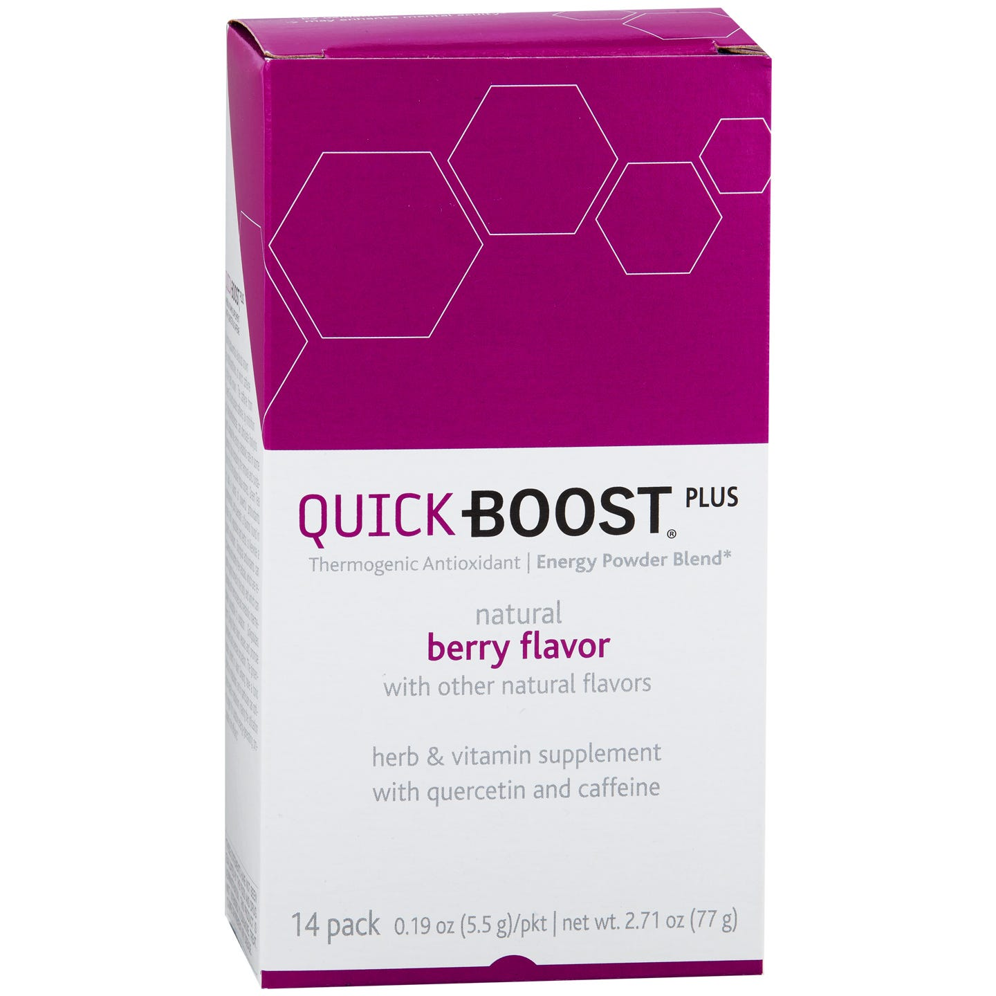 Quick Boost Plus (Berry)