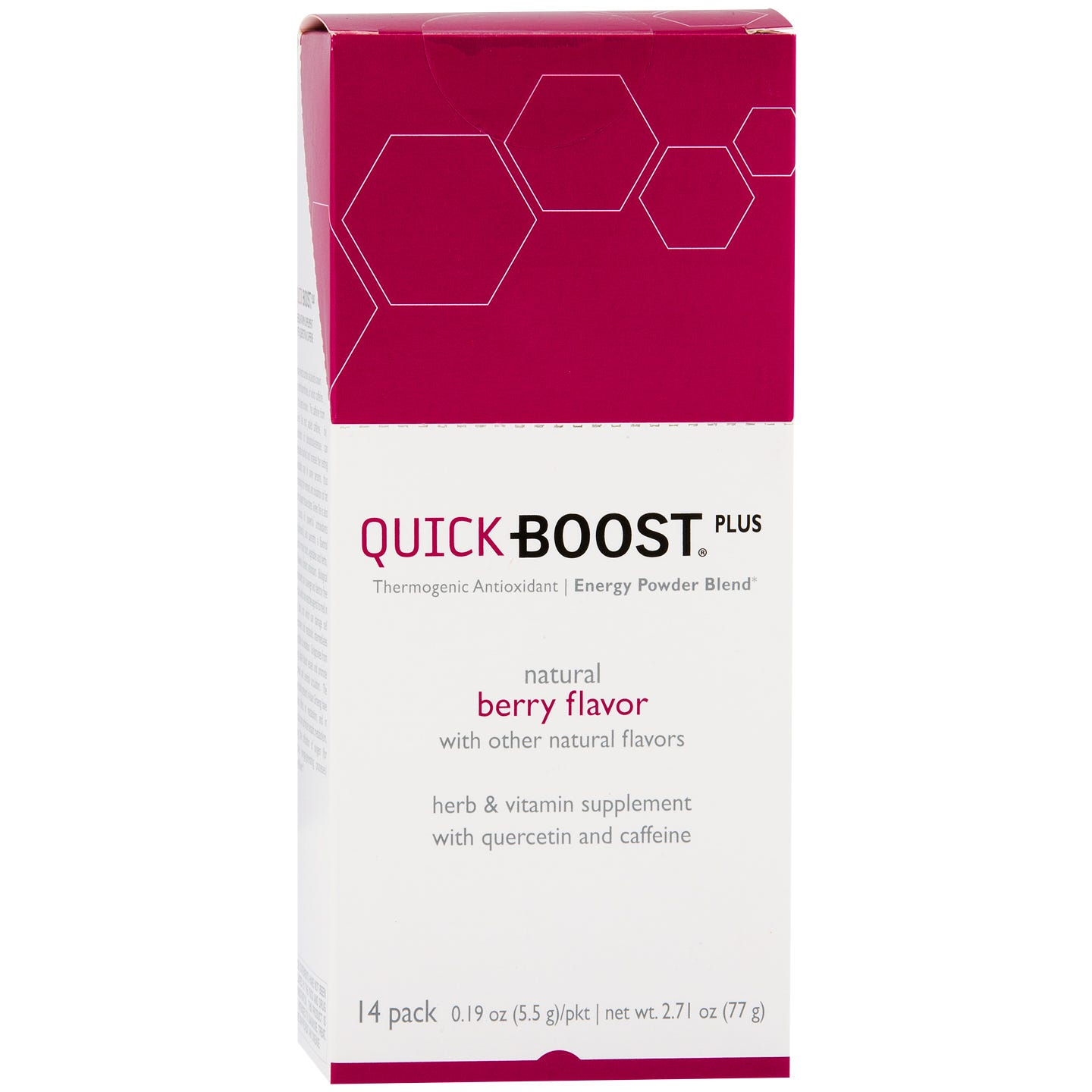 Quick Boost Plus Berry, Totally Slim - Rapid Diet Weight Loss Products Shop