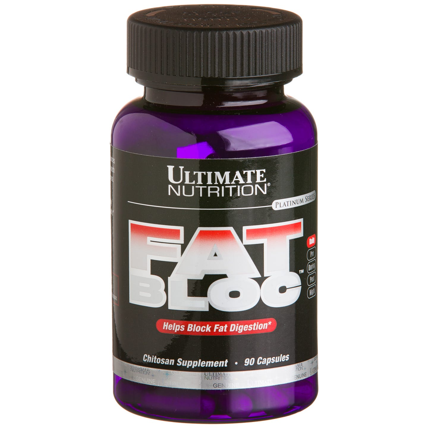 Ultimate Nutrition FAT BLOC Chitosan 500
