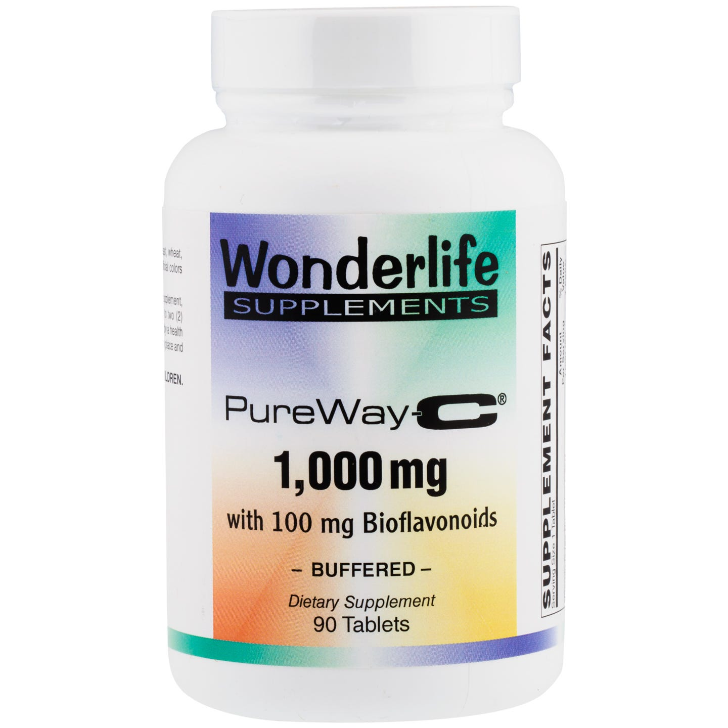 Pure Way-C, 1000mg (90 Tablets), Wonderlife - Rapid Diet Weight Loss Products Shop