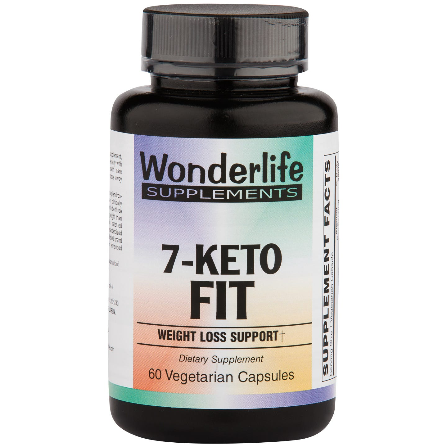7-Keto Fit 100 mg (60 ct) - Wonderlife - Rapid Diet Weight Loss Products Shop