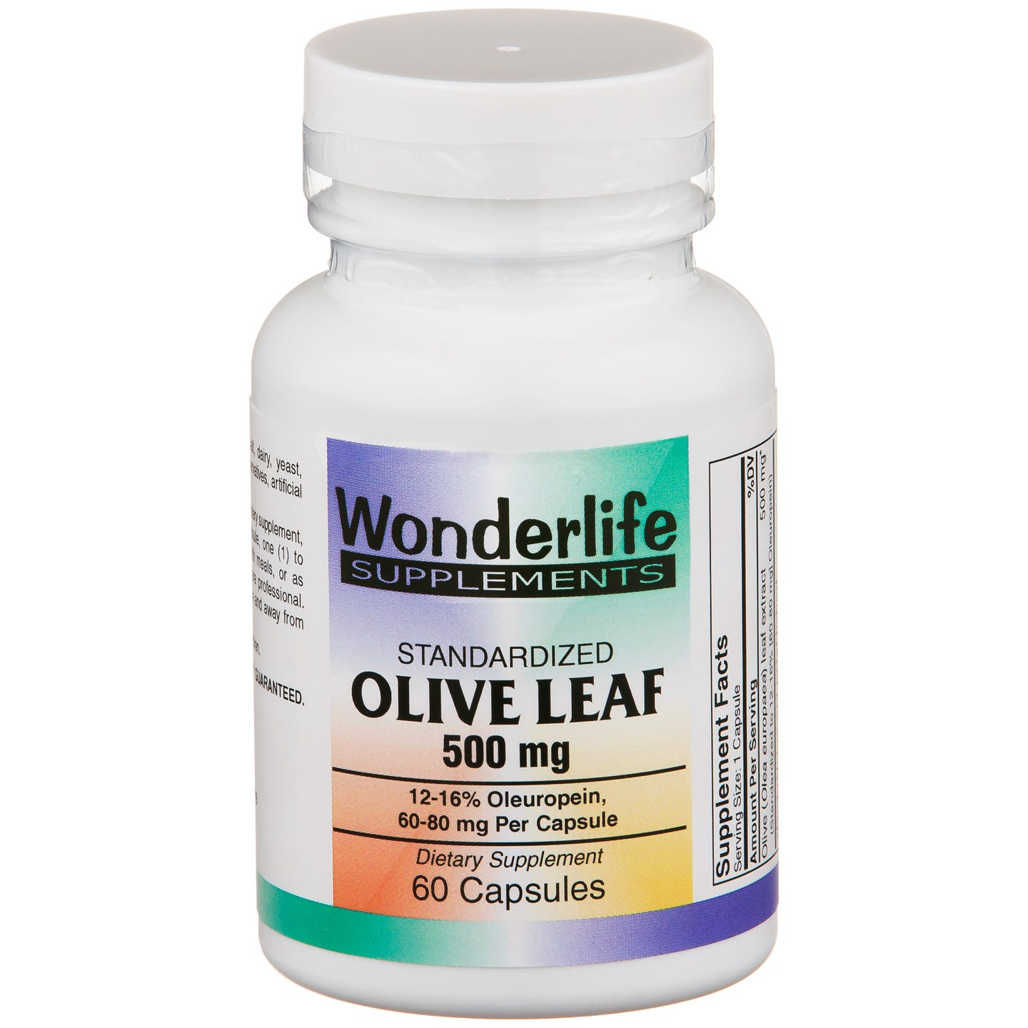 Olive Leaf Extract 500 Mg Diet Olive Leaf Extract Can Be Helpful In