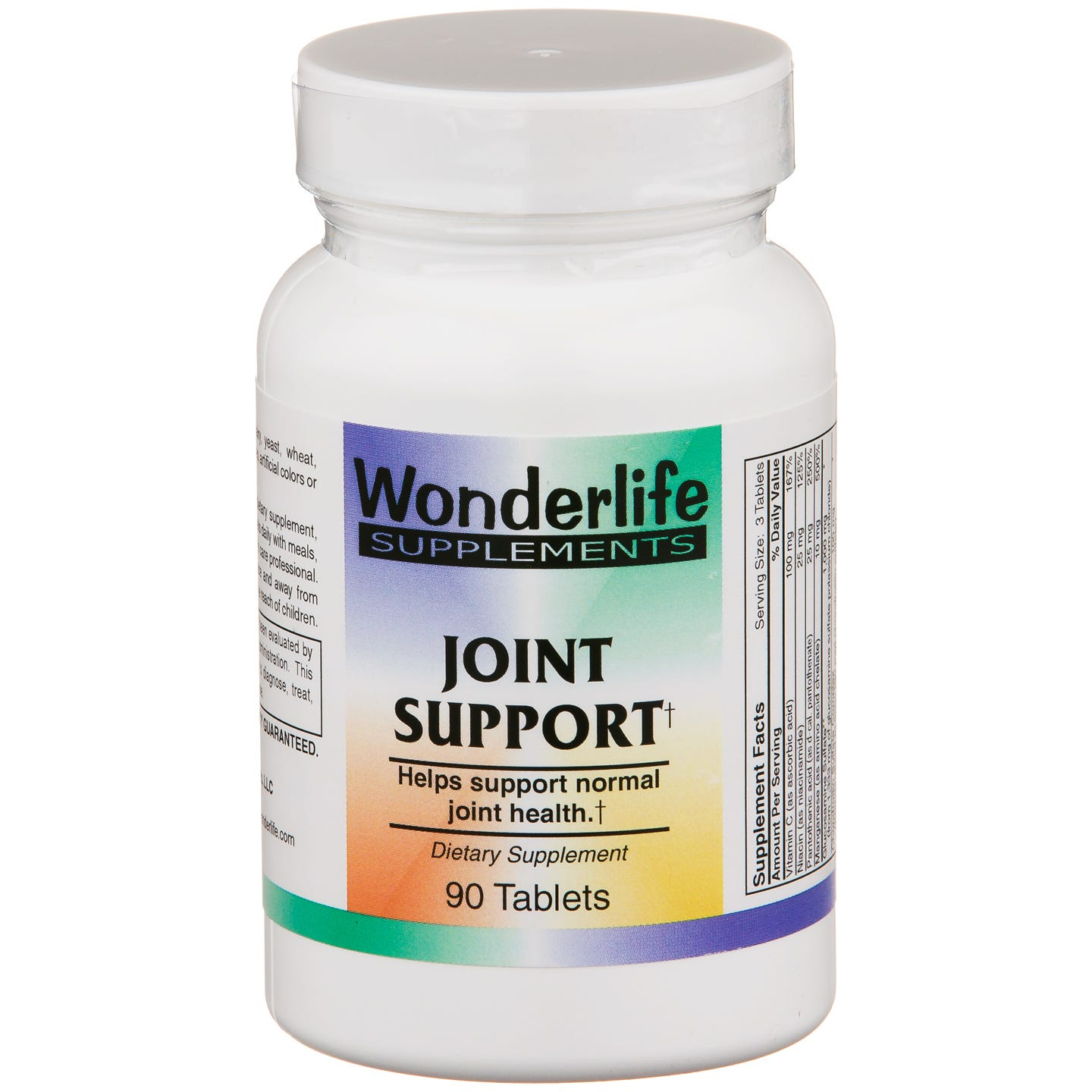 Joint Support (90 ct) - Wonderlife - Rapid Diet Weight Loss Products Shop