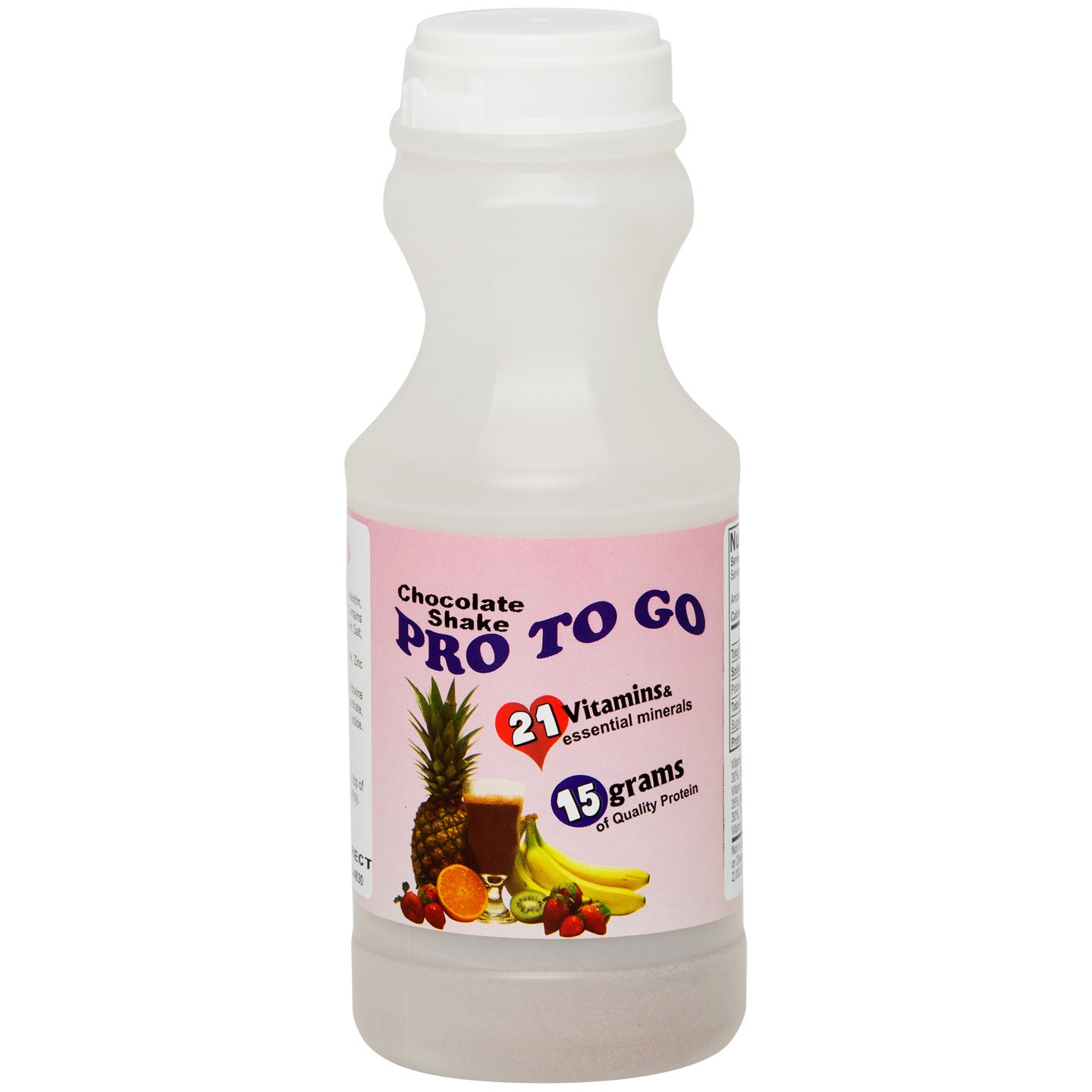 Pro To Go Protein Diet Drinks - Chocolate Shake