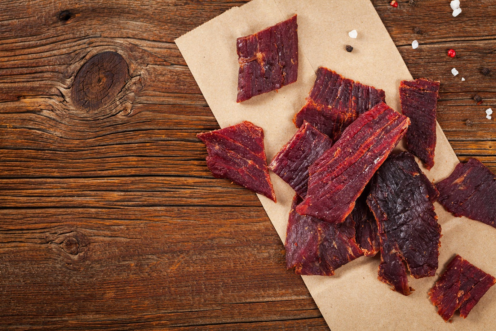 Light in Sodium, All-Natural Beef Jerky Launches in Response to New FDA Guidelines