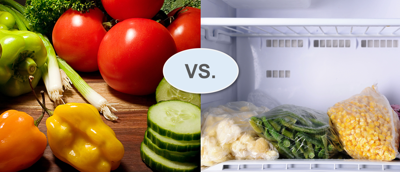 The Raw Truth About Cooked Vegetables