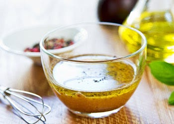 Make a Simple Seasoned Vinaigrette Dressing