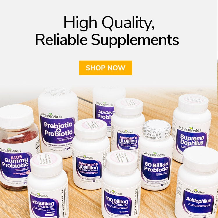 High Quality, Reliable Supplements