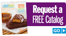 Request A Free Diet Direct Catalog
