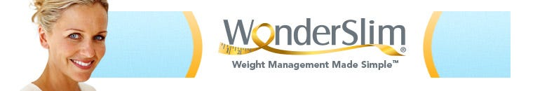 WonderSlim Diet Foods