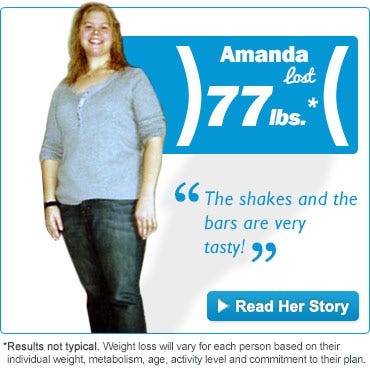WonderSlim Success Story - Amanda