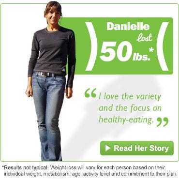 WonderSlim Success Story - Danielle