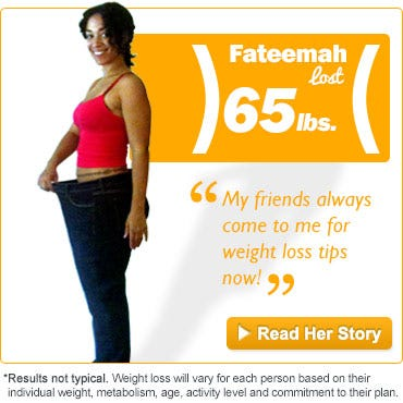 WonderSlim Success Story - Fateemah